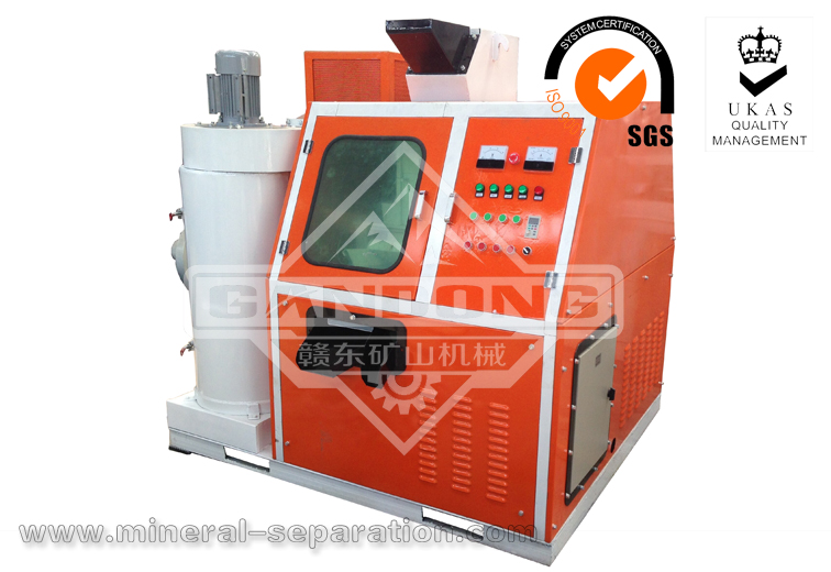 WL-400B Small scale waste cable recycling equipment