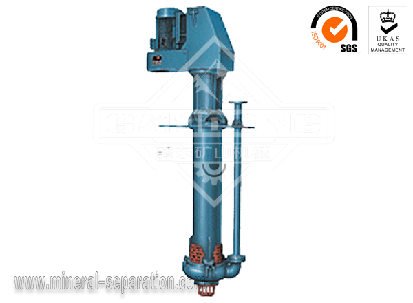 SP SPR series Submerged Slurry Pump