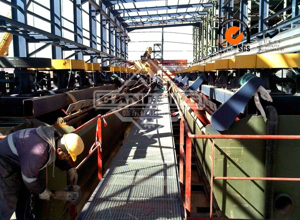 Gold Flotation Production Line