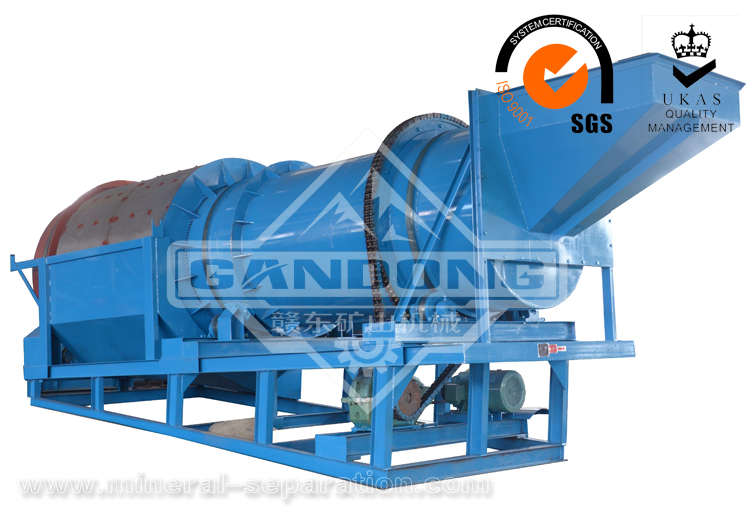 Mobile Scrubber Washing Plant